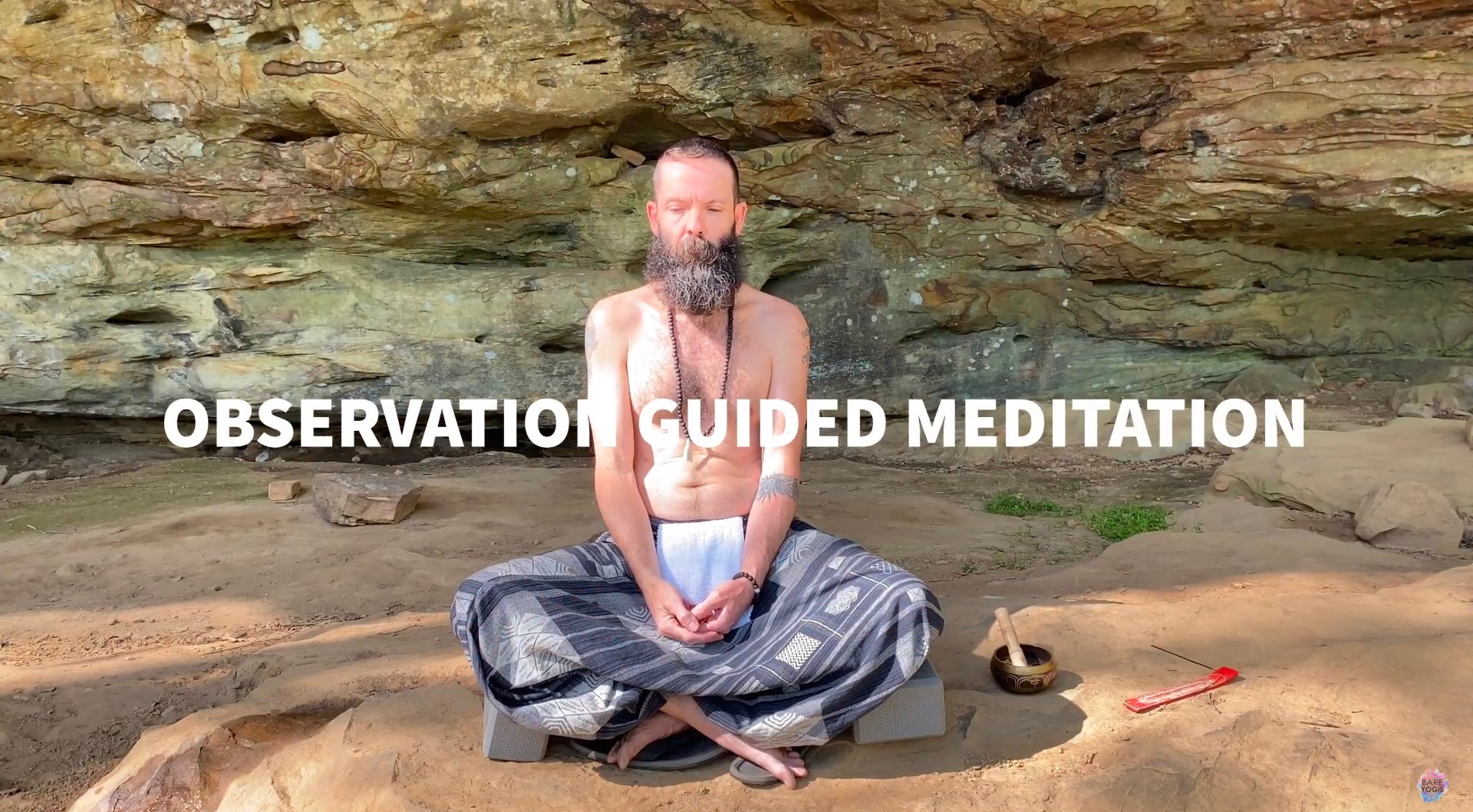 Observation Guided Meditation