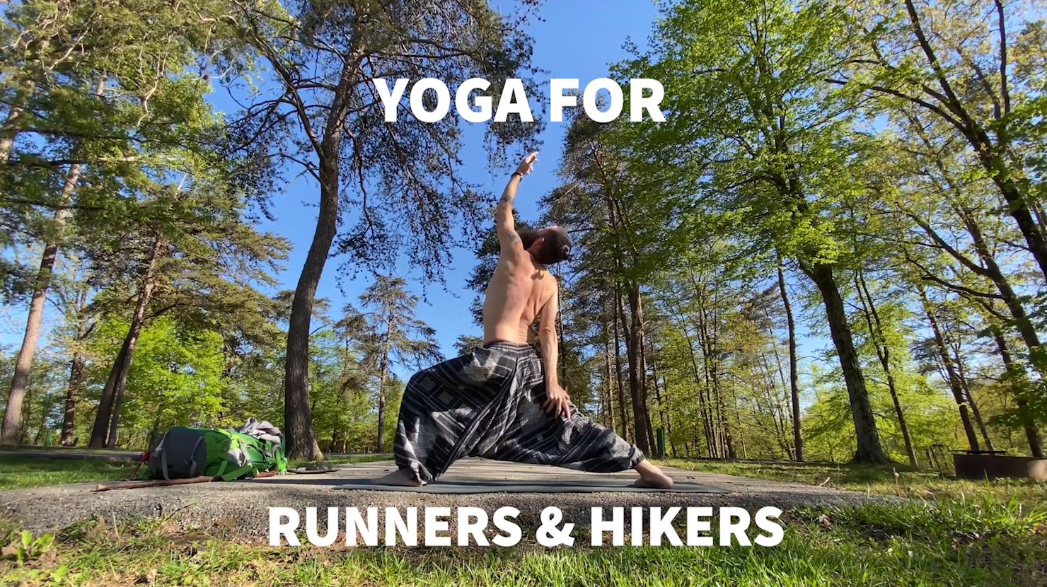 Yoga for Runners & Hikers