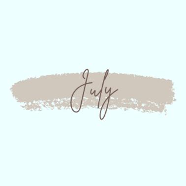July: Week 1