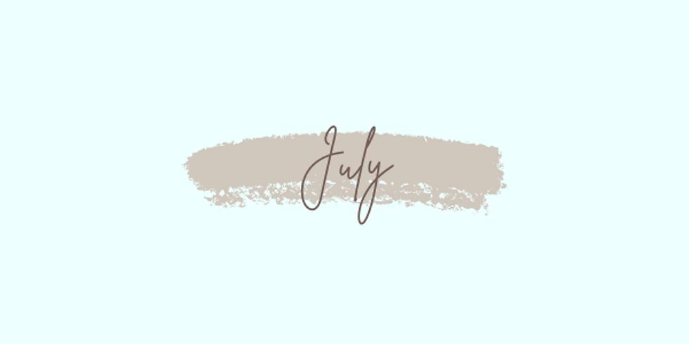 July: Week 2