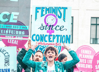Why True Feminism is Pro-Life
