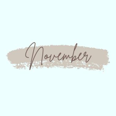 November: Week 1