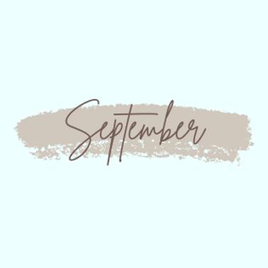 September: Week 1
