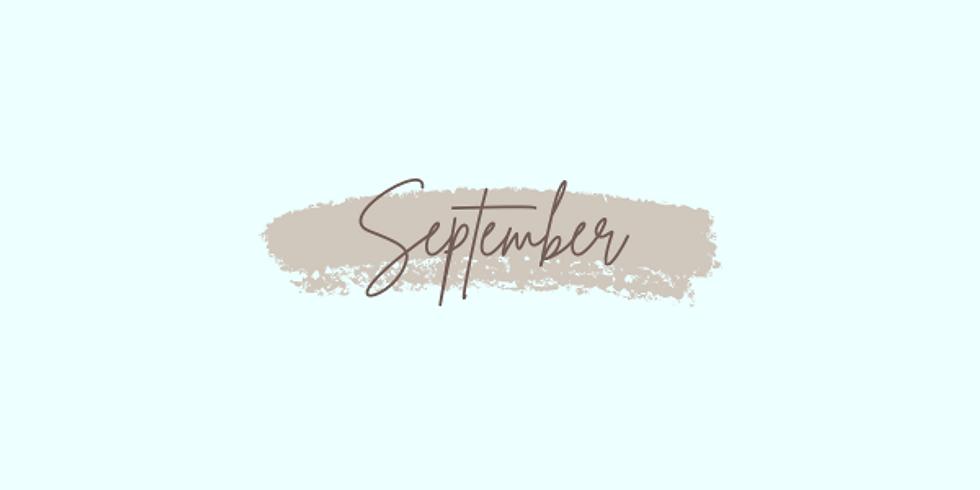 September: Week 5