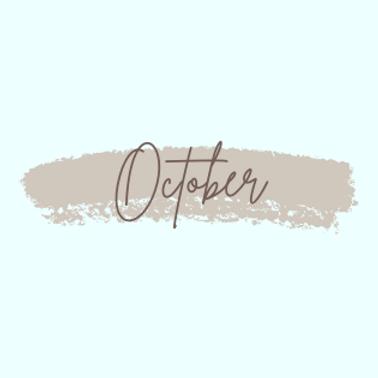 October: Week 1