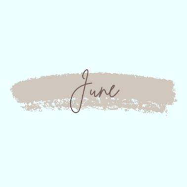 June: Week 1