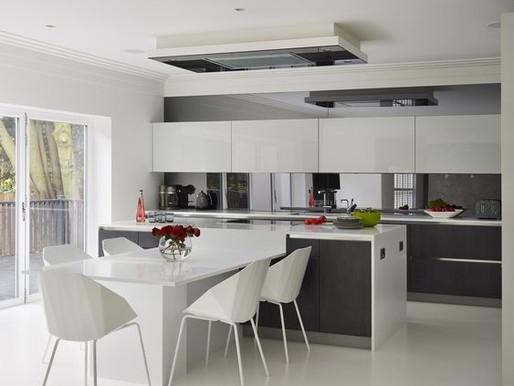 Tips para el diseño de interiores de una cocina