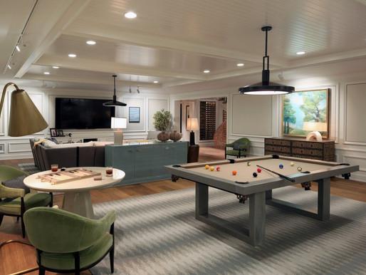 ¿Cómo adaptar un centro de entretenimiento en el espacio de tu hogar?