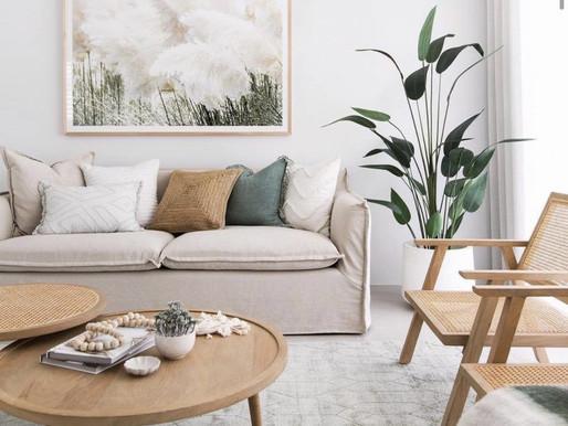 Aspectos a considerar en la selección de tus muebles