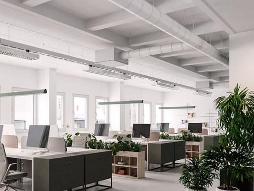 Diseño industrial para oficinas