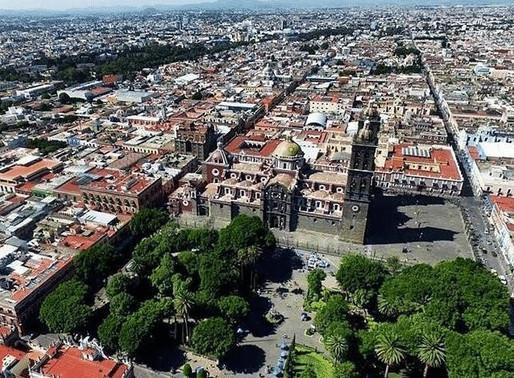 Puebla, un lugar de riqueza arquitectónica.