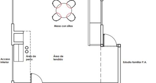 Digitalizacion arquitectonica del estado actual del inmueble.