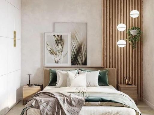 Tips para el diseño de dormitorios principales