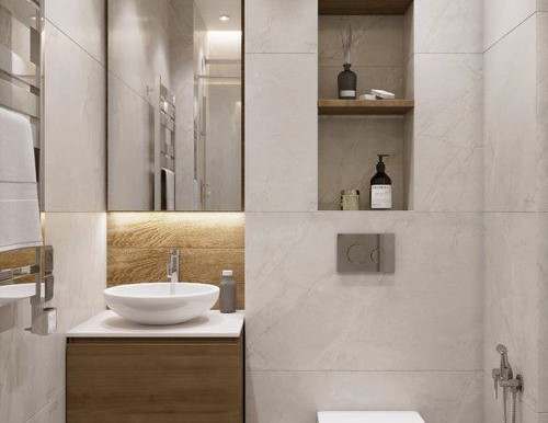 Tips para la decoración de un baño pequeño