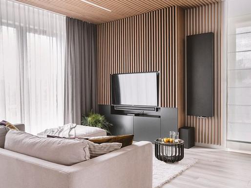 Diseño de interiores sustentable en el hogar