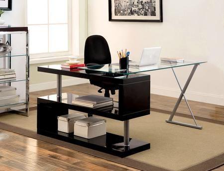 Haz más grande el espacio de tu oficina con ayuda del diseño.