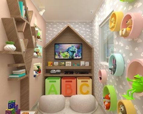 Diseño de interiores cómo herramienta de estimulación para niños