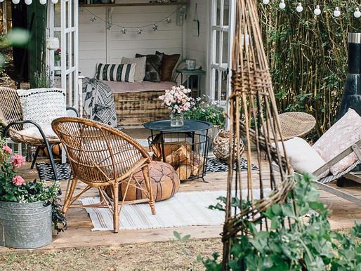 Tips para la decoración de tu jardín