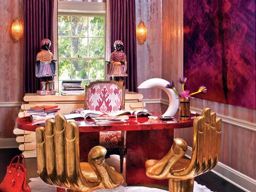 Estilo Kitsch: La extravagancia tiene presencia