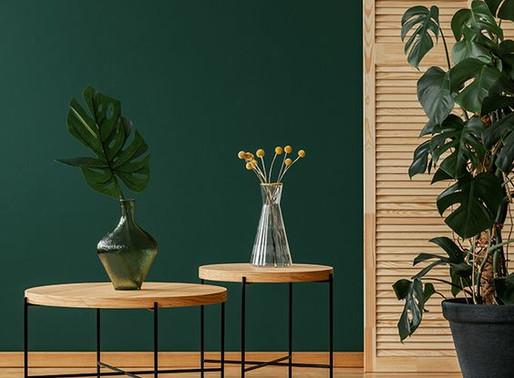 ¿Cómo hacer una combinación de colores para tus espacios?