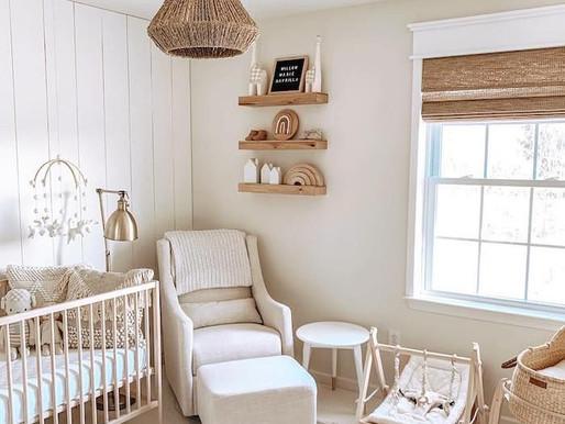 Consejos para la decoración de una habitación de bebé