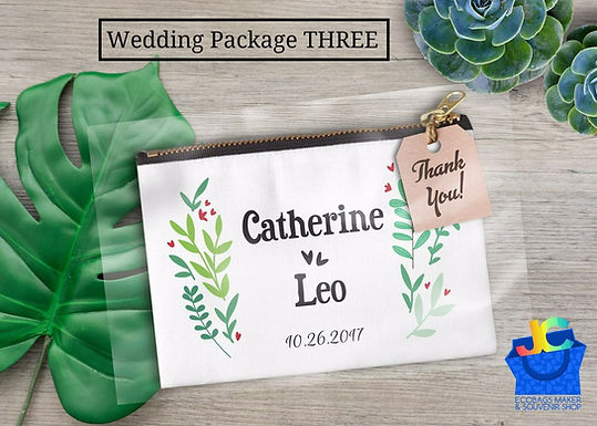 Wedding Package THREE