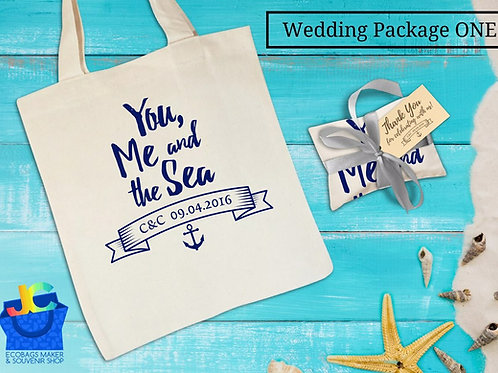 Wedding Package One