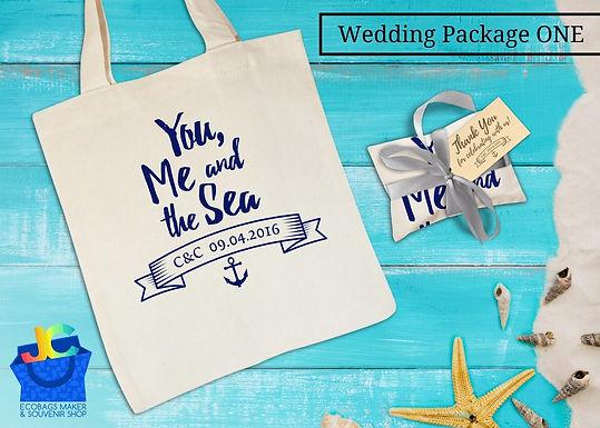 Wedding Package One