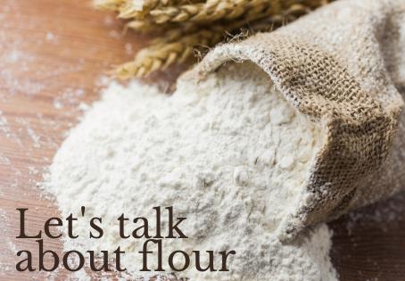 4 types of flour