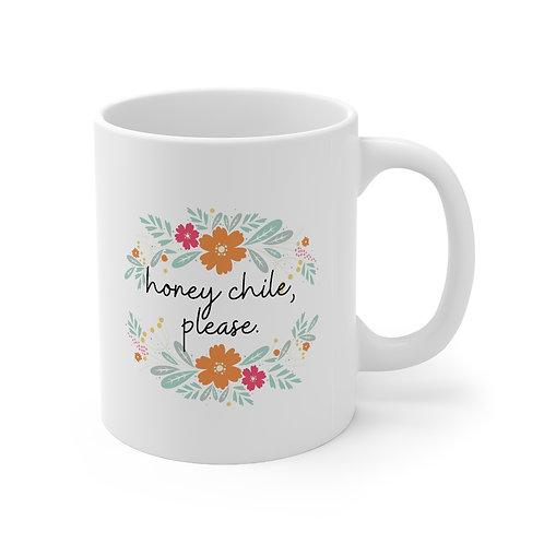 Pretty Petty Honey Chile Mug 11oz