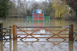 Flooding 4th Dec 2020