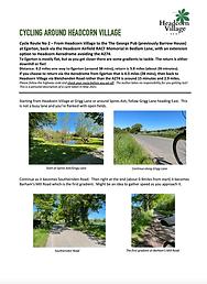Egerton Cycle Route