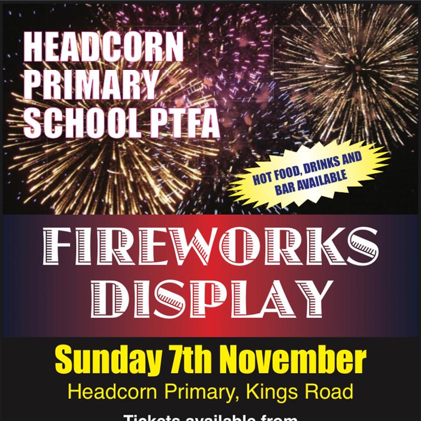 Headcorn Fireworks Display