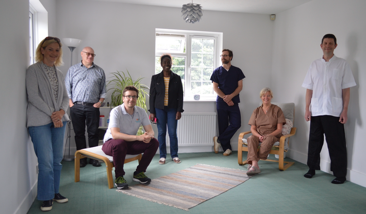 The Team at Headcorn Natural Health Centre