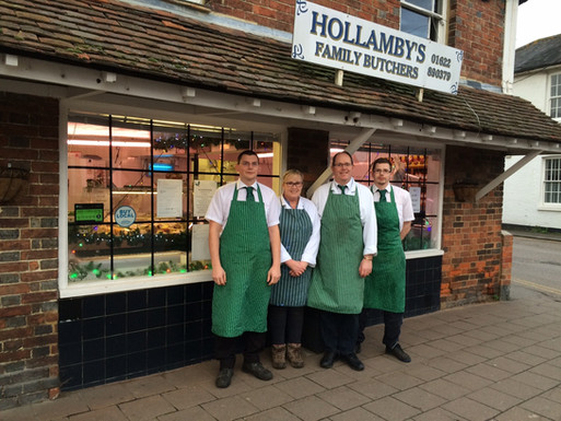 Hollamby's Butchers