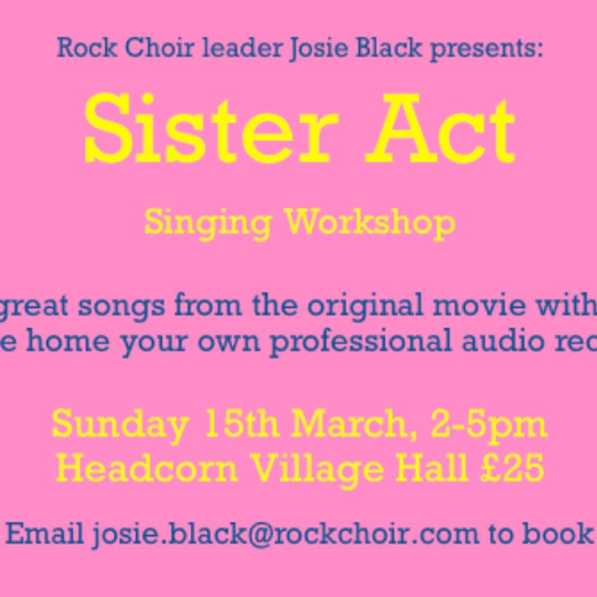 Sister Act Singing Workshop