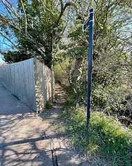 Access from Maidstone Road