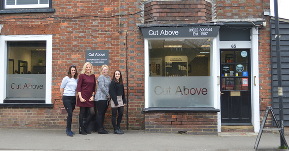 Liz and the team at Cut Above