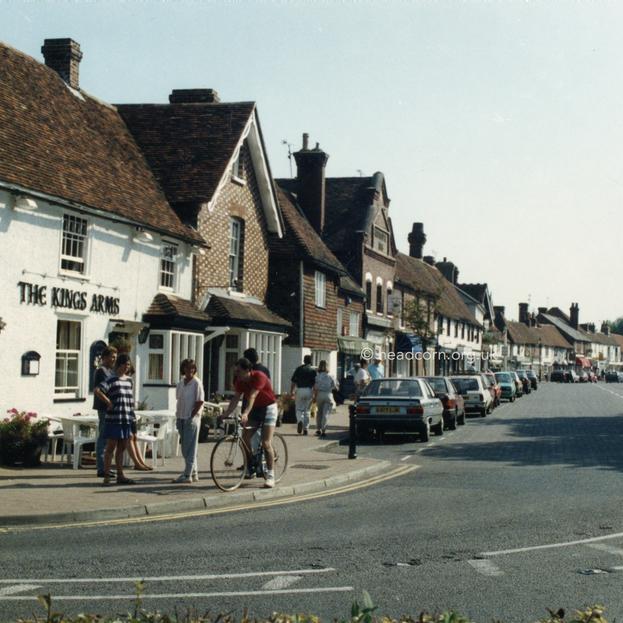Headcorn High Street