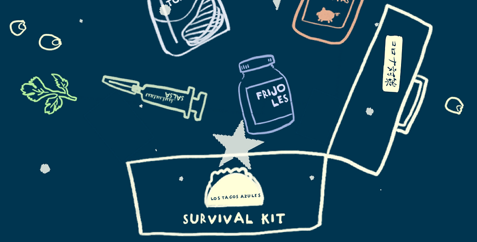 Survival Taco Kit + Best hits