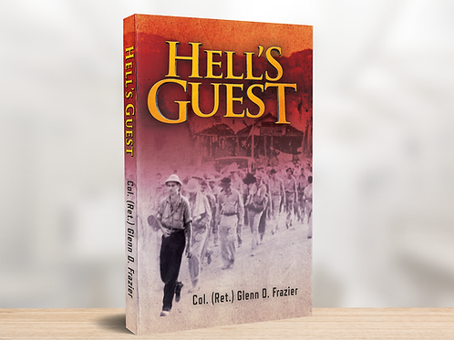 Hell's Guest Paperback Book