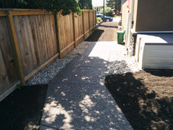 Complete Yard Project