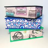 caixas com sketchbooks