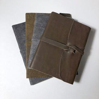 journals de couro