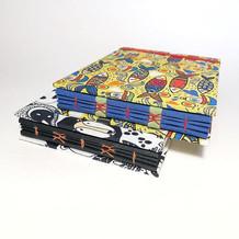 sketchbooks concertina