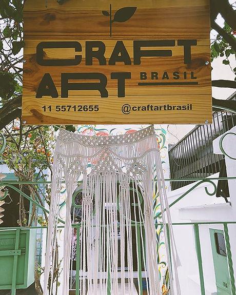 a Craft Art Brasil é uma casa linda no c