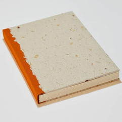 caderno sewn-boards