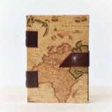 caderno Mapa Mundi