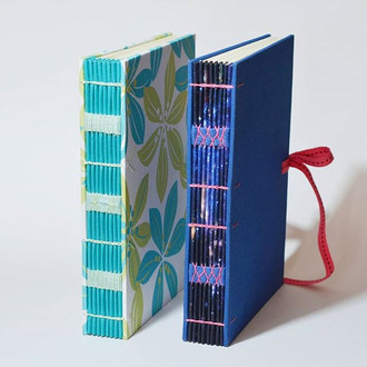 cadernos concertina