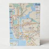 caderno Mapa